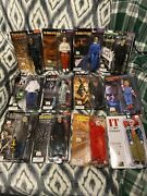 Marty Abrams Horror Mego Universal Monsters 8 Inch Action Figures New Lot Of 12