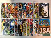 Jsa 1999 1-87 + More Vf/nm Complete Run Set Justice Society Of America Dc