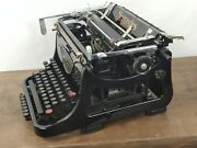 Typewriter Mercedes 8 Silent 265 - Only 400 Pieces- No Risk With Shipping
