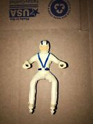 Evel Knievel 1970s Evil Action Figure L Motorcycle Rider 3 Tough Htf Ideal