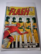 The Flash 1, Master Of Mirrors. British Edition, Tp. Low Fair, Extremely Rare