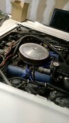 Ford 430 Engine With Transmission. Big Block Ford.