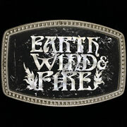 Earth Wind And Fire Not Pacifica Band Music Rock Rare 70s Vintage Belt Buckle