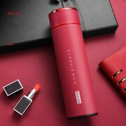 Flask Mug Thermo Bottle Vacuum Stainless Steel With Temperature Display Travel
