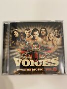 World Wrestling Entertainment Voices Wwe The Music Vol.9 Cd 2009 Entrance Songs
