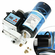 2l Electric Grease Lubrication Pump Butter Oil Pump Automatic Cnc Punching 6mpa