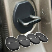 Door Lock Cover For Audi A4 A5 A8 Q3 Q5 Q7 Cayenne Antirust Buckle Set Protect