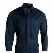 Usn Issue Navy Blue Work Coverall Us Made