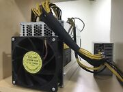 Bitmain Antminer L3+ 504 To 720 Mh/s With Power Supply Doge And Ltc Asic Miner