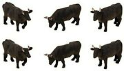 New Tomytec Animal 106 Cattle 1/150 Scale N From Japan