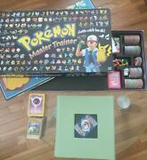 Pokemon Card Lot/1st Editions/master Trainer Board Game/yu-gi-oh/pikachu/700+