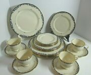 Lenox Liberty Presidential Collection 4 - 5 Piece Place Settings 20 Pcs Total