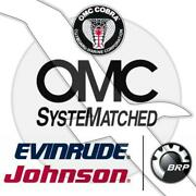 Johnson Evinrude Outboard And Omc Sterndrive Cable Adapter Kit 0173600 173600