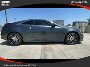 2011 Cadillac Cts Cts-v Coupe 2d Loaded With Recaroand039s And Over 10k In Upgrades