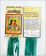 Maria Lionza Incense Esoteric, Esoteric Incense 20 Rods/sticks