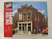 Walthers Cornerstone O Scale The Toy Shoppe Structure Kit-free Shipping