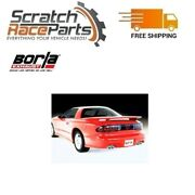 Borla 14555 Cat-back Exhaust Fits 95-97 Camaro Ss And Z28 And Firebird/trans-am 5.7l