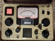 Potomac Instruments Model Fim-41 Field Strength Meter Good Condition Powers On