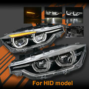 Full Led And Drl Head Lights For Bmw 3 Series F30 F31 2012-15 Pre Lci For Hid Type