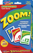 Trend Zoom Multiplication Card Game