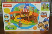 Klip Klop Arena Fisher Price Little People Mike The Knight New In Box Galahad
