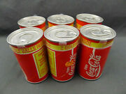 Rare 6-pack 1992 Coca-cola Golf Balls In Sealed Container Collectible Vintage