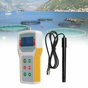 Do Meter Dissolved Oxygen Detector Water Tester Aquaculture Fish Pond Jpb‑607a