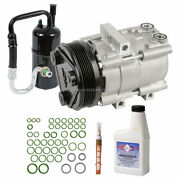 Oem Ac Compressor W/ A/c Repair Kit For Ford Escape And Mazda Tribute