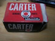 Carter 170ac-800su Climatic Control Wcfb Choke Cap Thermostat New Old Stock