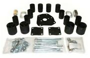 Performance Accessories 5503m - 3 Body Lift Kit For 1989-1995 Toyota Pickup