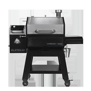 Pit Boss Platinum Laredo 1000 Sq. In. Wifi Enabled Wood Pellet Grill And Smoker