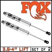 Fox 2.0 Ifp Front Shocks For 20-22 Jeep Gladiator Jt W/ 3.5 - 4 Lift - Set Of 2