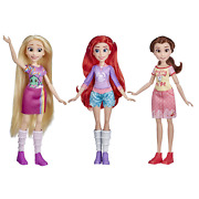 Disney Princess Comfy Squad Sugar Style 3-pack Inludes 3 Outfits And 3 Pairs Of