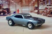 Hot Wheels 1967 67 Chevrolet Camaro Ss Real Rider 1/64 Scale Limited Edition C