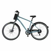Rv065000 - Electric Bike Eb4 For Men With 80 Km Battery Range Blue