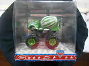 New Disney Store Pixar Cars Toon Paddy O' Concrete Diecast Cement Mixer Monster