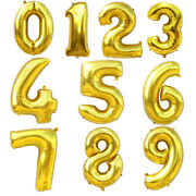 Wholesale Bulk Buy - 40 Inch Giant Foil Number Balloons Birthday Party 01234567