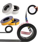 3m/self Adhesive Backing Magnetic Tape Small Sticky Magnet Strip Flex 2丨10m Long