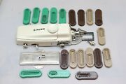 Professional Buttonholer By Singer For Slant Needle Zig-zag Sewing Machines