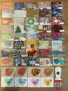Rare Collectible Starbucks Gift Card Lot Of 50 Set 13