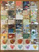 Rare Collectible Starbucks Gift Card Lot Of 50 Set 21