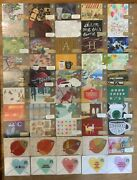 Rare Collectible Starbucks Gift Card Lot Of 50 Set 22