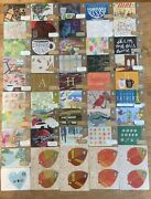 Rare Collectible Starbucks Gift Card Lot Of 50 Set 23