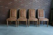 Dining Side Chairs Addison Townhouse Dining Chairs By Ethan Allen Set Of 4