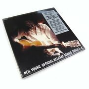 Neil Young Official Release Series 5-8 Box Vinyle Pressed At Pallas Brand New