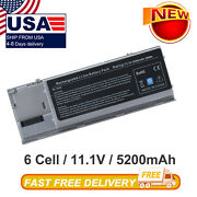 Lot Replace Battery For Dell Latitude D620 D630 D631 D640 Jd634 Rd300 Kd494