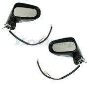 09-13 Is250/is350 Mirror Power Heated Memory Turn Signal And Puddle Lamp Pair Set
