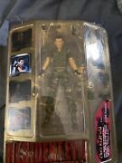 Resident Evil Figure - Chris Redfield Palisades Figure - In Box, Rare