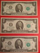 2017a 2 2 Sequential Trinary's And Double Years And 1 1776 Bicentennial Year Bill