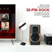 30pin Bluetooth V2.1 Music Receiver Adapter A2dp Dock Station Wireless Bluetooth